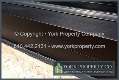 Wash Dirty Clear Anodized Aluminum Window Frames, Restore Pitted Bronze Anodized  Aluminum Window Frame Sills