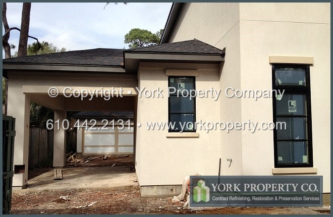 Oxidized Anodized Aluminum Window Frame Cleaning, Cleaning Stucco ...